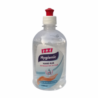 HYGIENIC HAND RUB 500ml